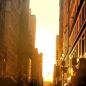 Manhattanhenge 2012 5th shot